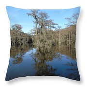 Caddo Throw Pillow