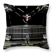 Cadillac Classic Throw Pillow