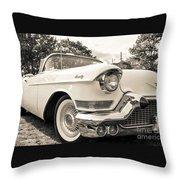 Cadillac Eldorado Biarritz 1 Throw Pillow