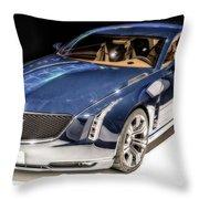 Cadillac Elmiraj Throw Pillow