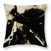 Caeser's Assassin Throw Pillow