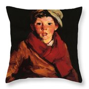 Cafferty 1926 Throw Pillow