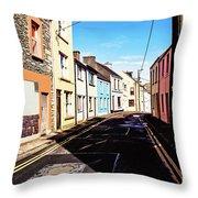 Cahersiveen Street Throw Pillow