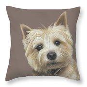 Cairn Terrier - Dave Throw Pillow