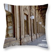 Cairo Citadel Throw Pillow