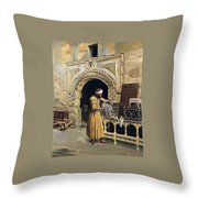 Cairo  Throw Pillow