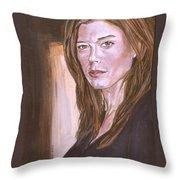 Caitlin Keats Throw Pillow