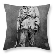 Calamity Jane (1852-1903) Throw Pillow
