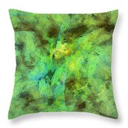 Calcariform Trance  Id 16097-210515-93780 Throw Pillow