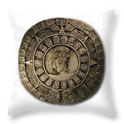 Calendar Throw Pillow