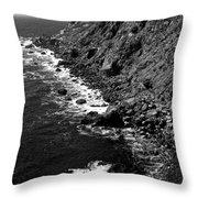 Cali Coast Throw Pillow