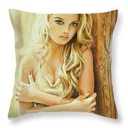 Cali Love Throw Pillow