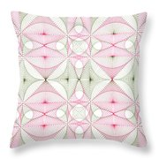 Calico Puzzle Throw Pillow