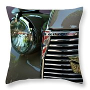 California Chevy Classic Throw Pillow