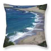 California Lovin Throw Pillow