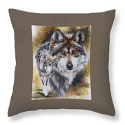 Callidity Throw Pillow