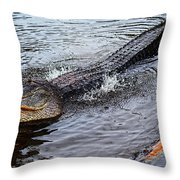 Calling For A Date Throw Pillow