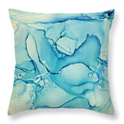 Calm Before The Storm 2 Throw Pillow