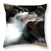 Calming Water Throw Pillow