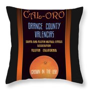 Caloro Throw Pillow