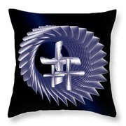 Calvary D3 Throw Pillow