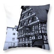 Calw A History Laden Town 01 Throw Pillow