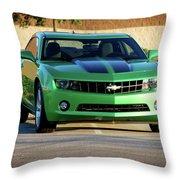 Camaro Origional Throw Pillow