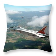 Camelot Section Throw Pillow