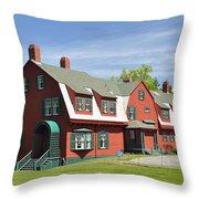 Campobello Island Throw Pillow