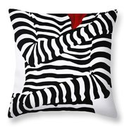 Can I Say Something? Throw Pillow