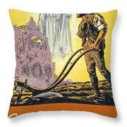 Can You Any Longer Resist The Call Throw Pillow