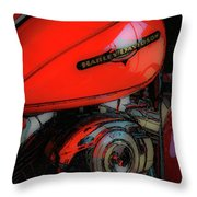 Can You Feel The Rumble 4420 G_2 Throw Pillow