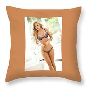 Can You Prevent Aging Throw Pillow