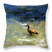 Wildlife Scenes #3 Throw Pillow
