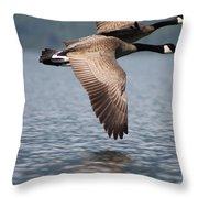 Canada's Goose Throw Pillow