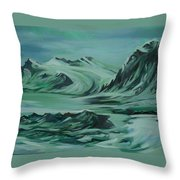 Canadian North Throw Pillow