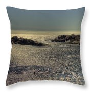Canal Rocks, Yallingup, Western Australia Throw Pillow