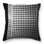 Canary Warf London 2 Throw Pillow