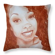 Candace Throw Pillow
