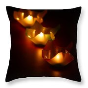 Candleworks Throw Pillow