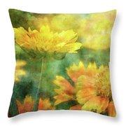 Candy Corn 2770 Idp_2 Throw Pillow