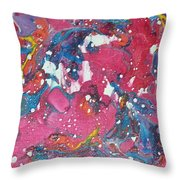 Candy Too Throw Pillow