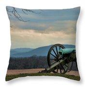 Cannon Throw Pillow