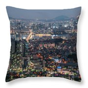Cannot Go To Sleep Throw Pillow