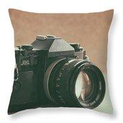 Canon A1 Throw Pillow