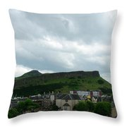 Canongate Kirk Throw Pillow