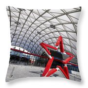 Canopied Throw Pillow