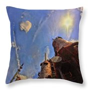 Can't Let Go Throw Pillow