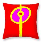 Cantata Throw Pillow by Eikoni Images