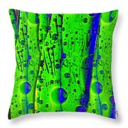 Canvased Throw Pillow